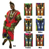Unisex Dashiki & Shorts Set